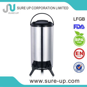 2014hot Sale Big Size Coffee Pot Stainless Steel Vacuum Water Jar (WSDS) pictures & photos