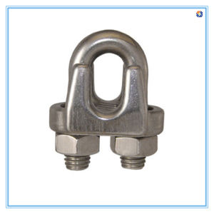Stainless Steel Wire Rope Shackle with Polished Finish pictures & photos