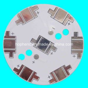 Circinal Aluminum LED PCB Board with RoHS for LED