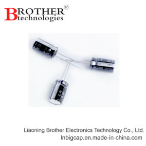 Cylindrical Small Size 2.8V 3.5f Ultracapacitor/Edlc/Seper Capacitor pictures & photos