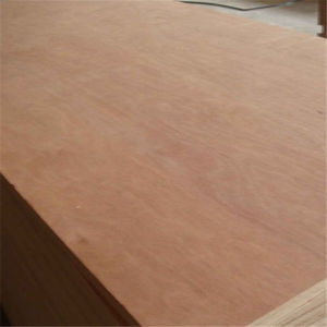 1220*2440mm Standard Size Bintangor/Okoume/Red Wood Veneer Plywood pictures & photos