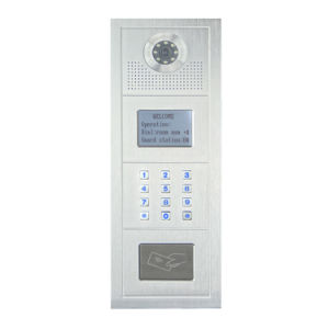 Digital Video Door Entry with Keypad pictures & photos
