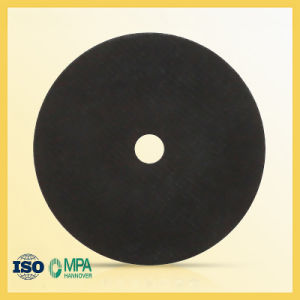 125X6.0X22.23mm Grinding Wheel pictures & photos