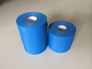 PVC Blue Tape with Good Quality pictures & photos