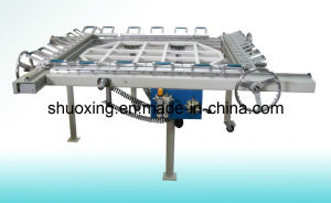 Mechanical Mesh Stretching Machine (ST-1618M) pictures & photos