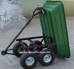 Garden Dump Wagon/Garden Dump Trolley pictures & photos