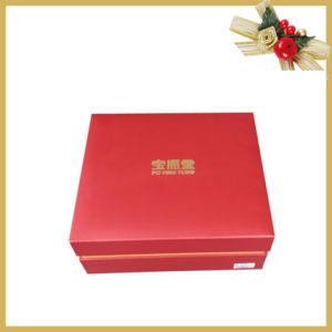 Luxury Health Care Product Packaging Box with Full Printing