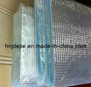 Floor Underlay EPE Foam Sheet with Aluminum Film (JDRBA01-02)