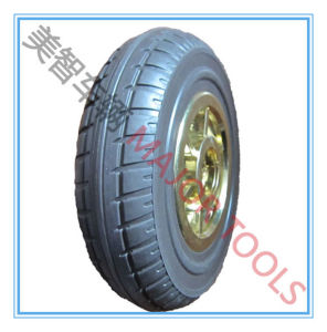 100/127/150/200 mm Solid Rubber Toy Wheels pictures & photos