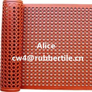 China Waterproof Kitchen Floor Mats Non Slip Rubber