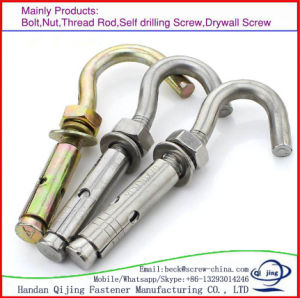 Expansion Anchor Bolts/Wedge Anchor Made in China pictures & photos