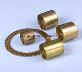 Engine Parts (Bronze Material Brass Bushing) pictures & photos