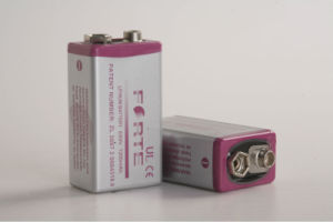 9V Battery for Smoke Detector