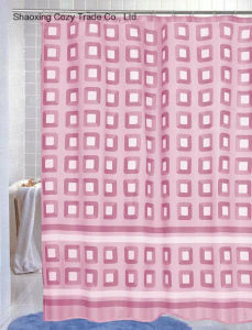 Good Quality Bathroom Shower Curtain pictures & photos