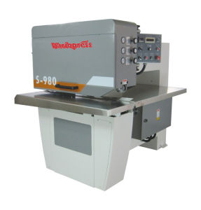 Woodworking Machine/Veneer Splicer/Veneer Jointing Machine pictures & photos