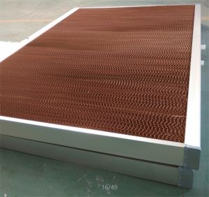 Assembled Cooling Pad with Stainless Steel Frame for Sale pictures & photos