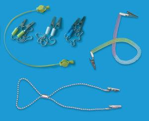 Disposable Plastic Dental Paper Bibs Clips pictures & photos