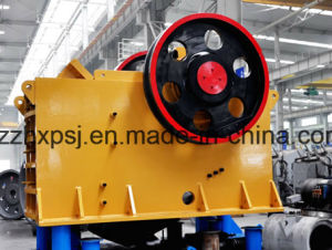 50tph Bauxite Ore Jaw Crusher pictures & photos
