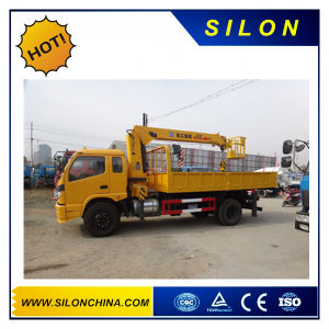 3 Ton Truck Mounted Crane (SQ3.2SK1Q) pictures & photos