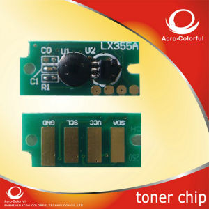 Compatinle Reset Toner Chip for DELL C1660