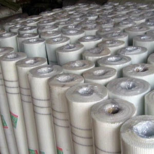 160g White Fiberglass Mesh Roll pictures & photos