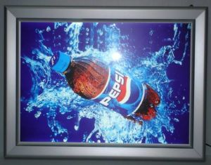 Thin Lightbox with Full Color LED Display as LED Billboard pictures & photos