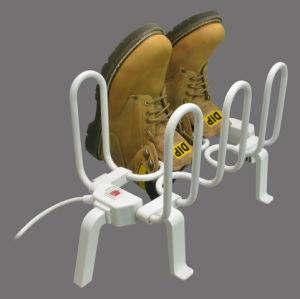 Electric Shoe Warmer for Three Shoes, Shoe Dryer, Shoe Rack