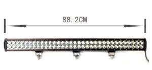 IP68 off Road Single LED Light Bar, 4X4 CREE LED Light Bar