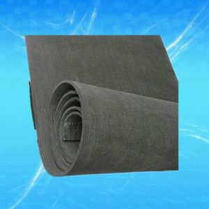 Thickness 5mm, 8mm, 10mm Graphite Felt for Vacuum Furnace pictures & photos