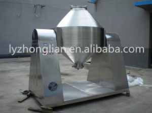 DC-1000 High Quality Double-Cone Pharmaceutical Powder or Granule Mixer Machine pictures & photos