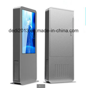 55inch Weatherproof Outdoor Multimedia Kiosk LCD Display Digital Signage pictures & photos