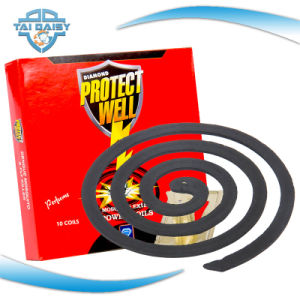 125mm Smokeless Black Mosquito Coil pictures & photos