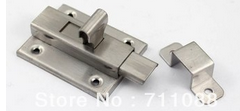 Free Shipping Stainless Steel Home Public Washroom Toilet Cubicle Lock pictures & photos