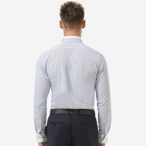 Wholesale Custom Design Guangzhou Polyester Casual Shirts Cotton Men Dress Shirt pictures & photos