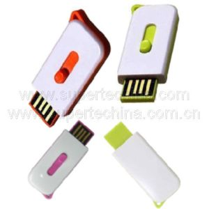 Mini Push and Pull UDP USB Flash Drive (S1a-8311c) pictures & photos
