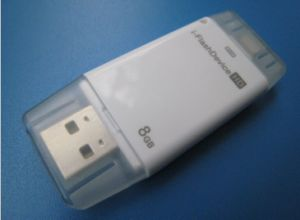 2015 New Arrival USB Flash Drive for iPhone 5 Promotion pictures & photos