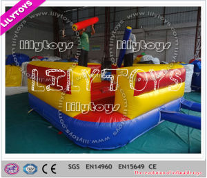 2015 Newest Inflatable Wrestling Game Sport Game for Sale (J-SG-049) pictures & photos