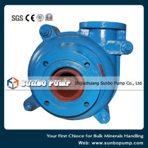 Horizontal Feeding Cyclone Slurry Pump pictures & photos