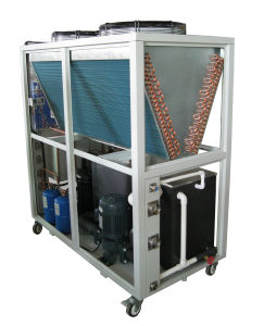 New System Water Cooled Type Screw Style Chiller pictures & photos