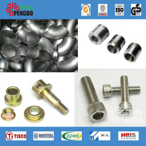Sanitary Tee Stainless Steel Threaded Reducing Tees pictures & photos