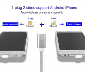 Newest Magnetic Cable 1 Plug for iPhone and Android pictures & photos