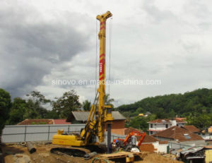Original Caterpillar TR150D Rotary Piling / Drilling Rig pictures & photos