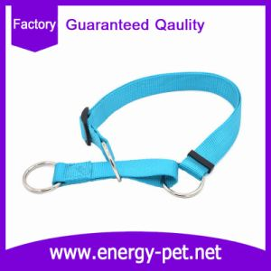 Polyester Woven Adjustable Training Dog Collar pictures & photos