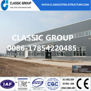 Heavy Industrial Prefabricated Steel Structure Workshop for Sale pictures & photos