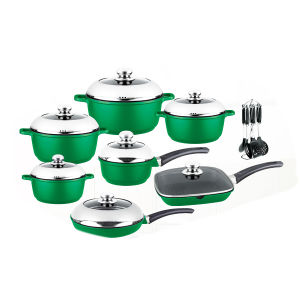 China Wholesale Aluminum Cookware Set pictures & photos