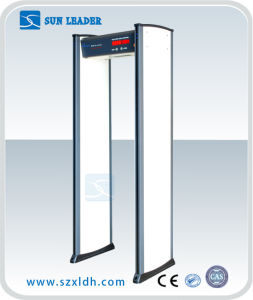 Waterproof Digital Door Frame Metal Detector Gate (XLD-A1) pictures & photos