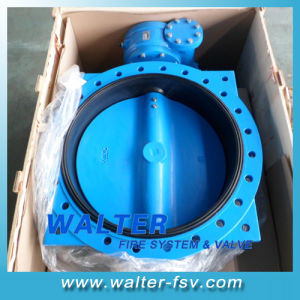 Flange Butterfly Valve CF8 Disc pictures & photos
