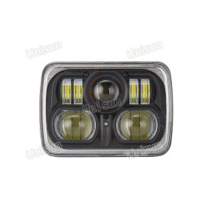 5X7 12V 85W CREE LED Sealed Beam Headlight pictures & photos