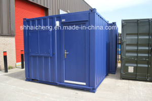 20ft Site Canteen / Mess Unit Containers (shs-fp-kitchen&dining004) pictures & photos