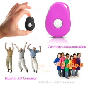 2G Personal GPS Tracker for Kids and Elderly (EV-07) pictures & photos
